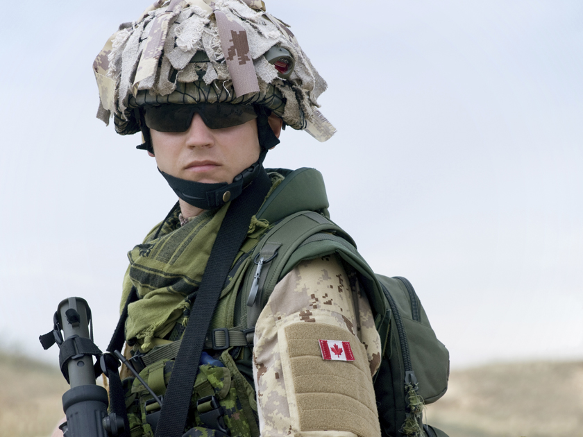 Canadian Military ID Card Solutions | Avon Security Products