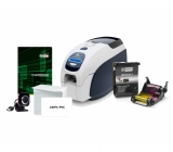 This Zebra ID Printer System is the Ideal Solution for the Financial Industry