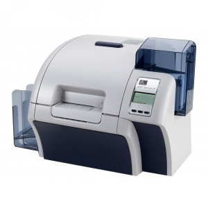 Zebra ZXP Series 8 Retransfer ID Card Printer Image 1