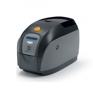 Zebra ZXP Series 1 Single-Sided Card Printer Image 1
