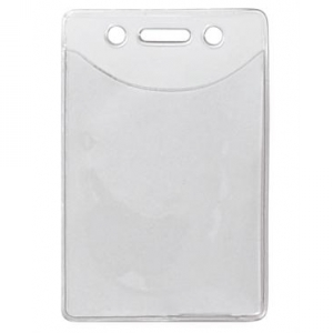 Anti-Print Transfer ID Badge Holder - Credit Card Size (Pack of 100) Image 1
