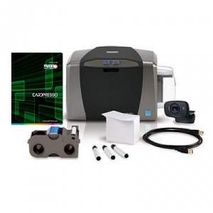 DTC1250e ID Card Printer System Image 1