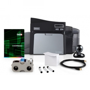DTC4250e ID Card Printer System Image 1