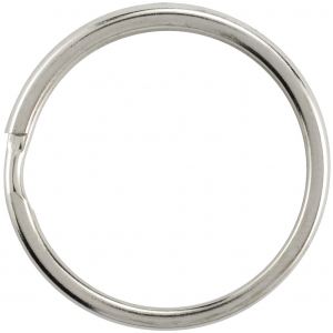 Non-Heat Treated Round Edge Split Ring (pack of 1000) Image 1