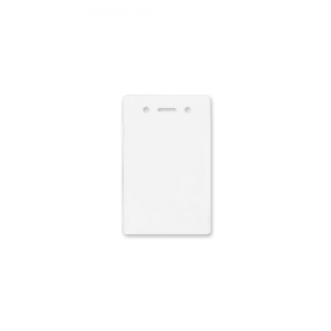 Heavy Duty Vertical Proximity Card Holder - Credit Card Size (pack of 100) Image 1