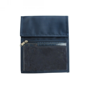 Blue Nylon Credential Wallet (Pack of 25) Image 1