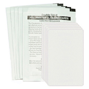 Cleaning Card Kit (3-1001) - Pack of 10 Image 1