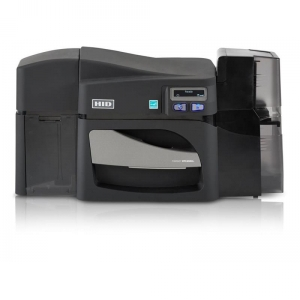 Fargo DTC4500e ID Card Printer (Dual Sided) Image 1