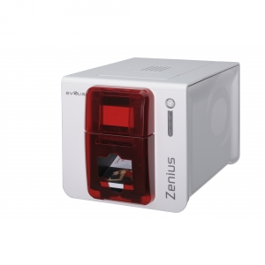 Evolis Zenius Expert ID Card Printer Image 1