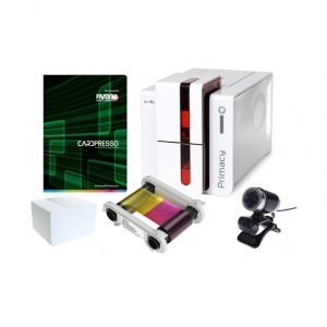 Evolis Primacy ID Card System (Single-Sided) Image 1