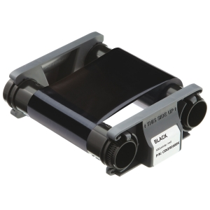 Evolis Monochrome Black Ribbon - K - 500 Prints (EV-CBGR0500K) Image 1