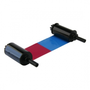 Nisca Full Colour Ribbon - YMCKK - 410 Cards (NGYMCKK-RT) Image 1