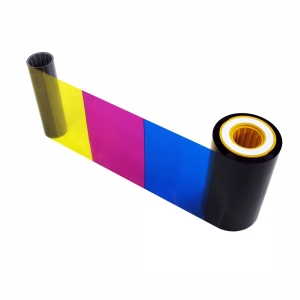 EDIsecure Full Colour Ribbon - YMCKK - 750 Prints (ED-DIC10217) Image 1