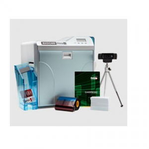 Magicard Prima 4 Duo ID Card System (Dual-Sided) Image 1