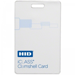 HID 2080 iClass 2K/2 Clamshell Proximity Card (pack of 100) Image 1