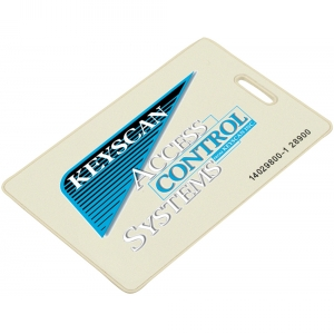 Keyscan CS125-36 Clamshell Proximity Card (pack of 100) Image 1