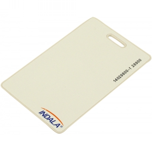 Keyscan Indala PX-C1 Clamshell Proximity Card (pack of 100) Image 1