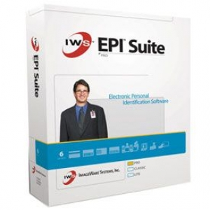 EPI Suite 6.X ID Card Design Software Pro Image 1