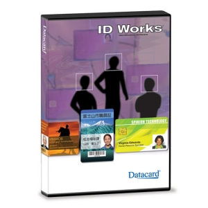 Datacard ID Works Basic ID Card Software v6.5 - 571897-002 Image 1