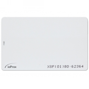 HIDC1386GG - Kantech Printable Proximity Card (Pack of 100) Image 1