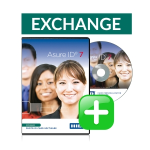 Asure ID Card Design Software Exchange Upgrade Image 1