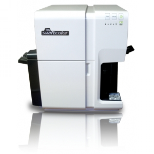 SwiftColor SCC4000D Oversized Credential Printer Image 1