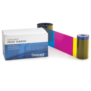 Datacard 552854-506 Colour Ribbon - 300 Prints (OB) Image 1