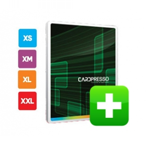 Secure ASP cardPresso ID Card Design Software Upgrade - XL Image 1