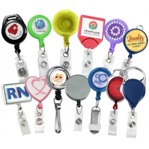 Custom Badge Reels - Personalize your ID! Image 1
