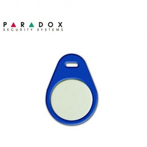Paradox CR704 Blue Prox Key Tag (Pack of 100) Image 1