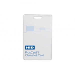 HID 1326 Clamshell Proximity Card -37 bit (Pack of 100) Image 1