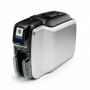 Zebra ZC300 Dual Sided Card Printer with Ethernet Image 1