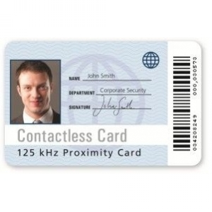 ROSSLARE Contactless Read-Only Printable ISO Card (Pack of 50) Image 1