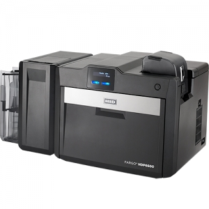 Fargo HDP6600 Single Sided Printer Image 1