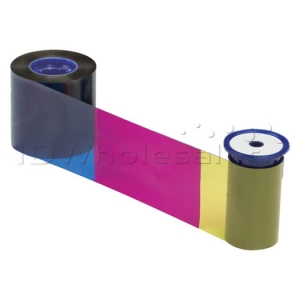 Datacard 513382-203 CMYKP-KP Full Color Ribbon - 750 prints Image 1