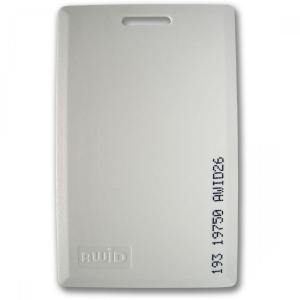AWID Prox-Linc Clamshell Proximity Card (pack of 100) Image 1