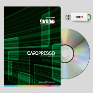 Secure ASP cardPresso ID Card Software - (No Support/Training) Image 1
