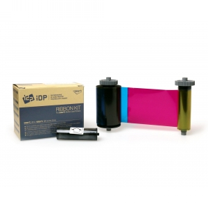 SMART Full Colour YMCKO Ribbon - 250 Prints (SMART-69366) Image 1