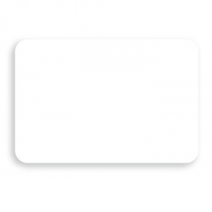 TEMPbadge 06151L Large Thermal Printable One-Day Expiration Badge (qty. 1,000) Image 1