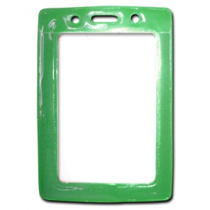 Colour Frame Badge Holder - Credit Card Size (pack of 100) Image 1