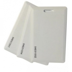 ASP Doorking Compatible (1508-XXX 26bit) Clamshell Cards (Pack 100) Image 1