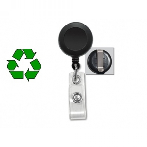 Secure ASP Recycled ID Badge Reel (Pack of 100) Image 1
