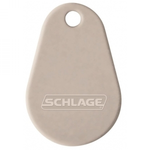 Allegion Schlage 7610 CTX6A74 26-Bit Proximity Key Fob (Pack of 50) Image 1