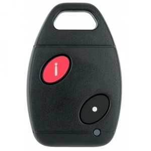 2 Button 433Mhz Wireless Transmitter (pack of 25) Image 1