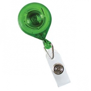 Mini-Bak ID Badge Reel (Pack of 25) Image 1