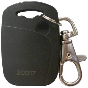 KTAGH Black Proximity Key Tag (Pack of 25) Image 1