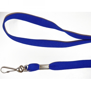 Non Breakaway Royal Blue Lanyard with Swivel Hook - Pack of 100 Image 1