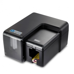 Fargo INK1000 Single Sided Inkjet ID Card Printer Image 1
