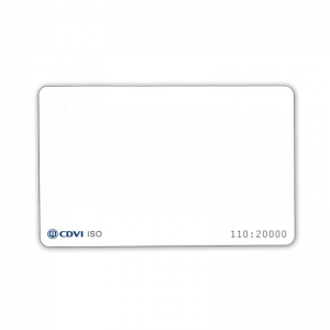 CDVI Printable ISO Card (Pack of 50) Image 1