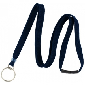 Secure ASP 3/8in Flat Breakaway Lanyard with Split Ring (Pack of 50) Image 1